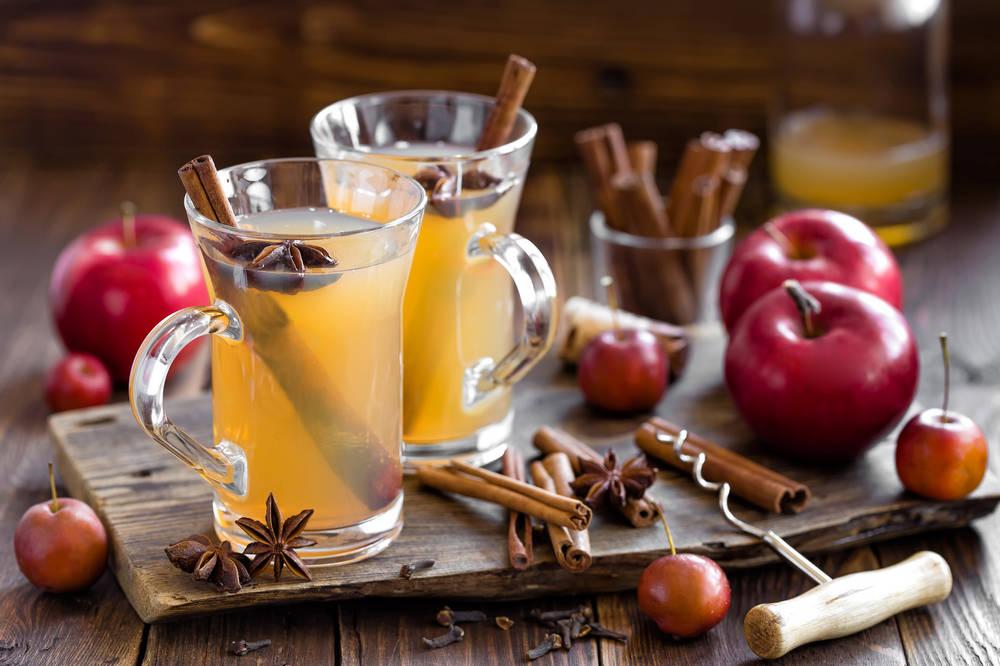 Classic Autumn Cocktail