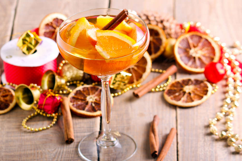 Mulled Citrus Cider