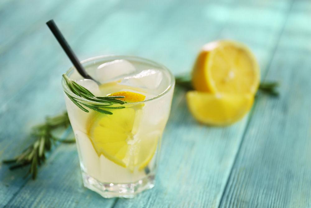 Rosemary Herb Lemonade