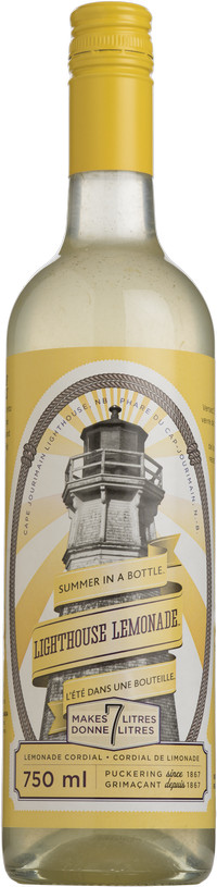 Lighthouse Lemonade (Lemon)